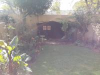 Backyard of property in Oaklands - JHB