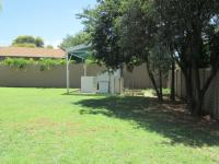 Backyard of property in Heidelberg - GP