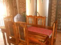 Dining Room - 25 square meters of property in Amandasig