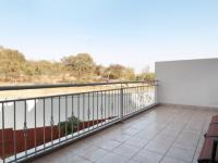 Balcony - 56 square meters of property in Boardwalk Meander Estate