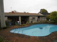 Backyard of property in Scottsville PMB