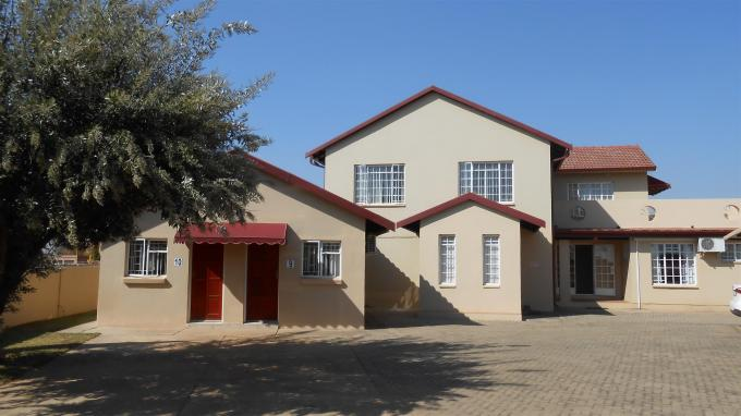 Apartment for Sale For Sale in Bronkhorstspruit - Private Sale - MR131550