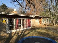 Backyard of property in Sasolburg