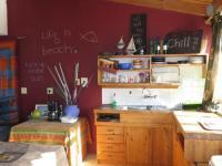 Kitchen of property in Kleinmond