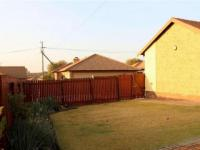 Garden of property in Secunda
