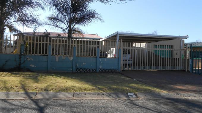 Standard Bank EasySell 3 Bedroom House for Sale For Sale in Brakpan - MR131821