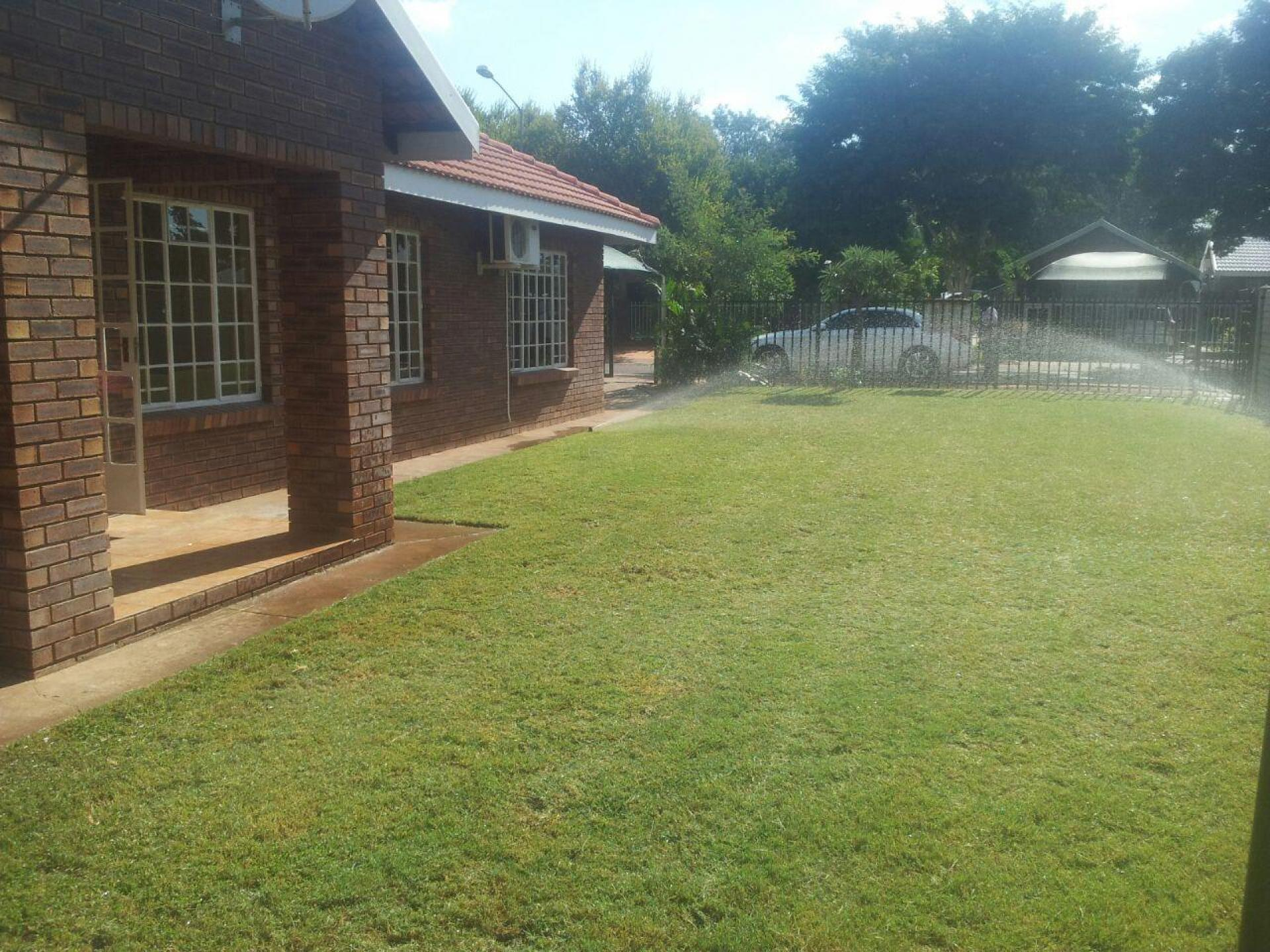 Front View of property in Lephalale (Ellisras)