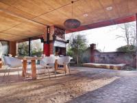 Patio - 75 square meters of property in Boardwalk Meander Estate