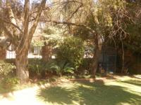 Backyard of property in Garsfontein