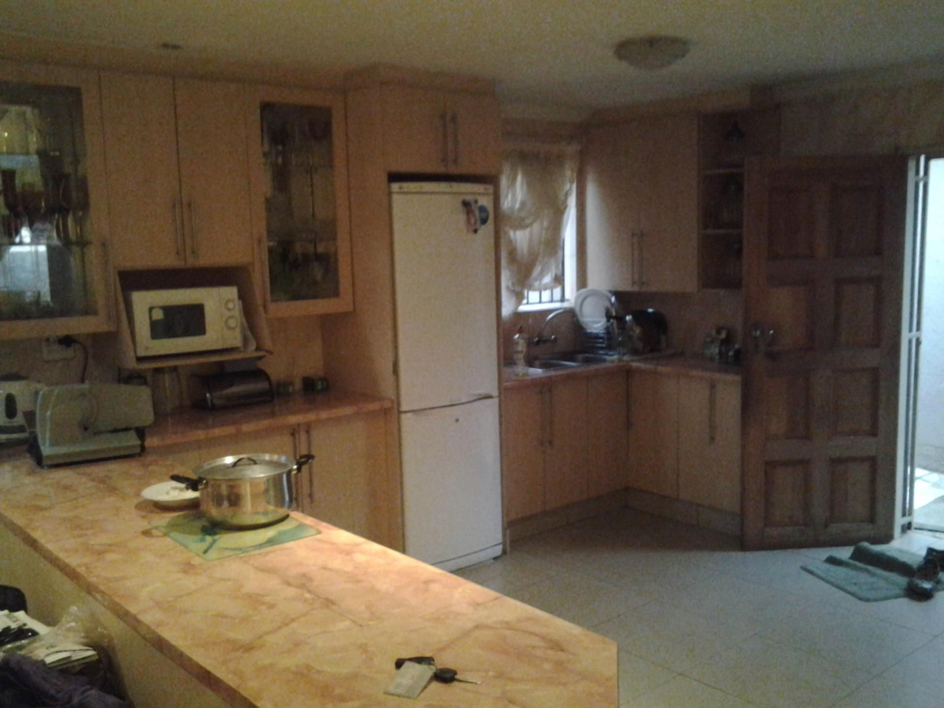 Kitchen of property in Kagiso