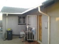 Backyard of property in Kagiso
