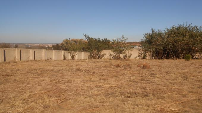 Land for Sale For Sale in Zwavelpoort - Home Sell - MR132576