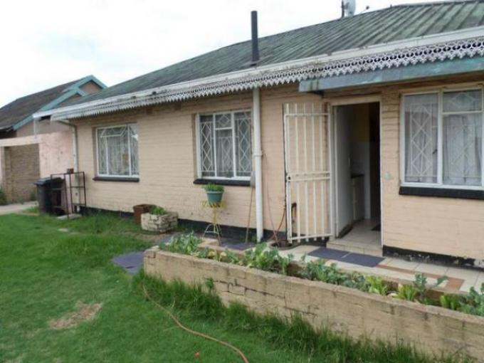 Standard Bank EasySell 3 Bedroom Cluster For Sale in Krugersdorp - MR132818
