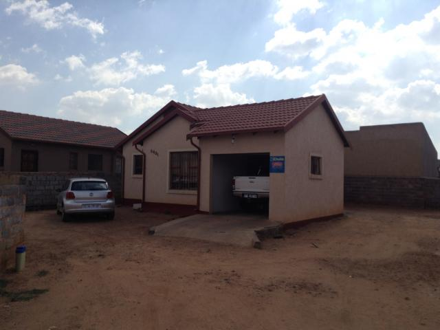 Standard Bank EasySell 3 Bedroom House For Sale in Roodekop - MR132845