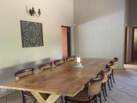Dining Room - 17 square meters of property in Marloth Park