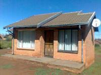 2 Bedroom 1 Bathroom in Zeerust