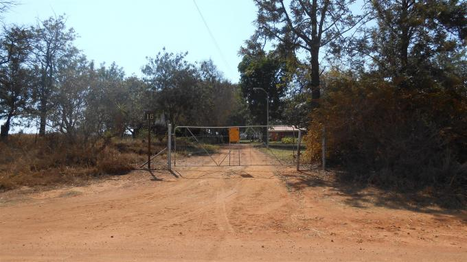 Absa Bank Trust Property Farm for Sale For Sale in Onderstepoort - MR133274
