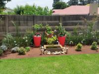 Backyard of property in Middelburg - MP