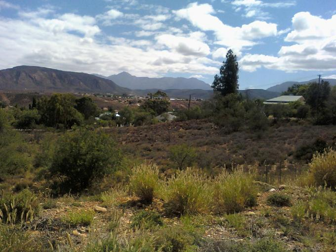 Land for Sale For Sale in Calitzdorp - Private Sale - MR133360