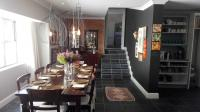Dining Room - 70 square meters of property in Rivonia
