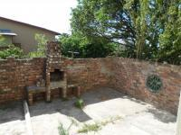 Backyard of property in Humansdorp