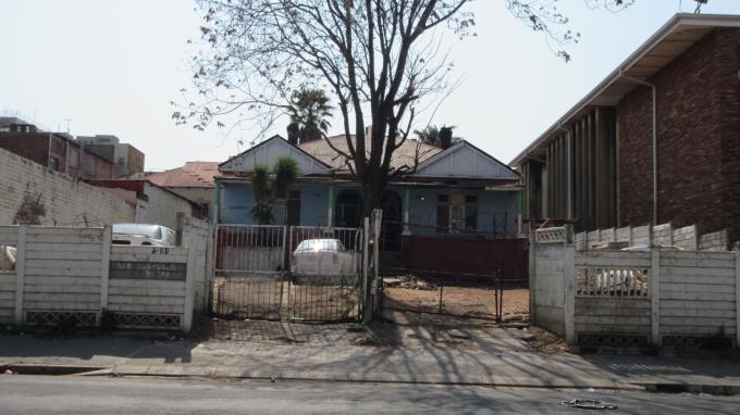 Development Land For Sale in Jeppestown - Home Sell - MR133759