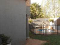 Backyard of property in Pretorius Park