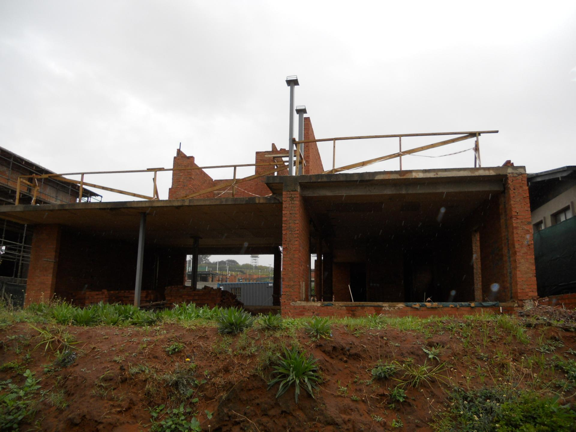 Front View of property in Umhlanga