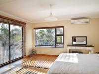 Main Bedroom - 33 square meters of property in Silver Lakes Golf Estate