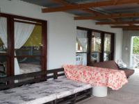 Patio - 26 square meters of property in Hermanus