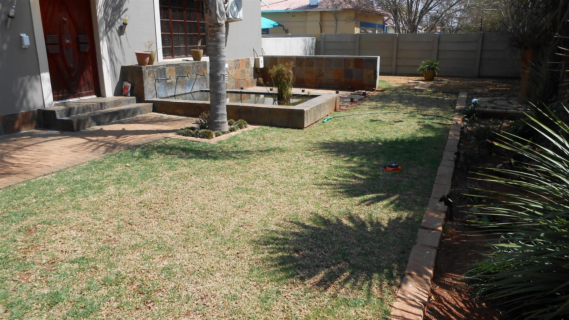Garden of property in Dalview