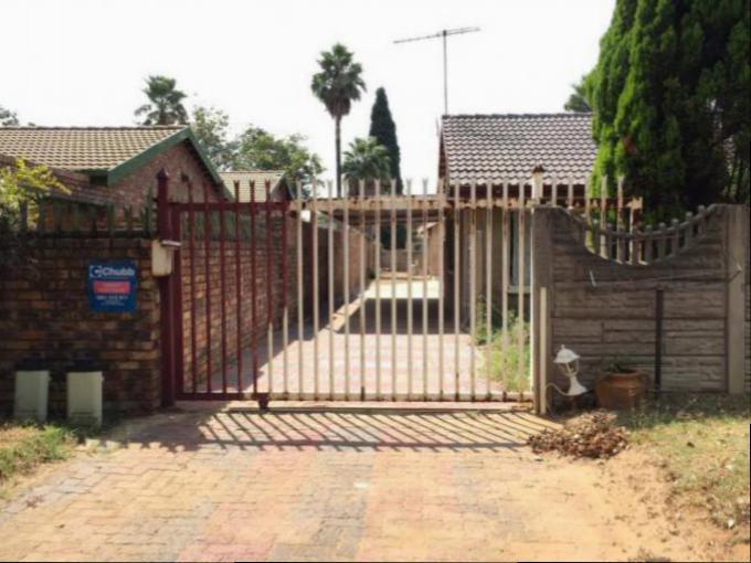 Standard Bank EasySell 3 Bedroom House for Sale For Sale in Bronkhorstspruit  - MR134342