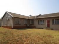 Backyard of property in Lenasia South