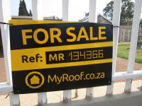 Sales Board of property in Lenasia South