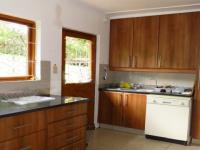 Kitchen of property in Knysna