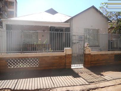 Standard Bank Repossessed 3 Bedroom House for Sale For Sale in Yeoville - MR13461