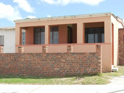 Standard Bank Repossessed 2 Bedroom House on online auction in Gelvandale - MR13463