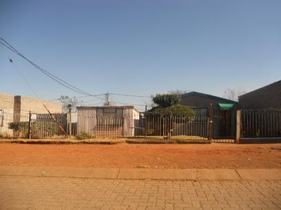 Standard Bank Repossessed 2 Bedroom House for Sale For Sale in Evaton - MR13471