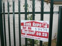 Sales Board of property in Emalahleni (Witbank)