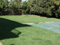 Backyard of property in Rouxville - CPT
