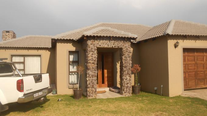 3 Bedroom House for Sale For Sale in Emalahleni (Witbank)  - Private Sale - MR135084