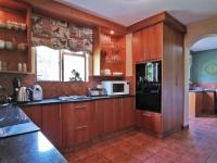 Kitchen - 10 square meters of property in Silver Lakes Golf Estate