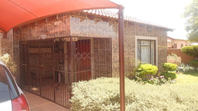 3 Bedroom House for Sale For Sale in Soshanguve - Home Sell - MR135216