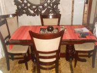 Dining Room - 11 square meters of property in Soshanguve