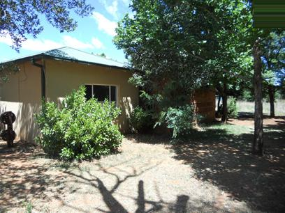 Standard Bank Repossessed 4 Bedroom House for Sale on online auction in Bloemfontein - MR13522