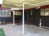 Patio of property in Vanderbijlpark