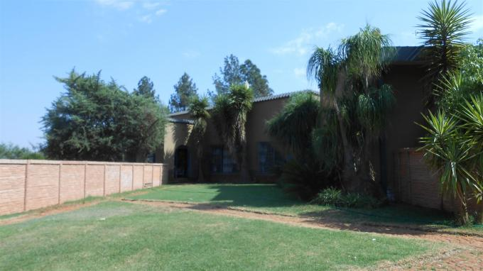 5 Bedroom House For Sale in Rietfontein - Pretoria East - Home Sell - MR135316