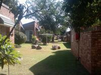 Backyard of property in Clarina