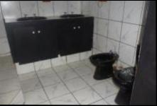 Main Bathroom of property in Rustenburg