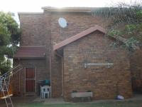 Backyard of property in Rooihuiskraal North